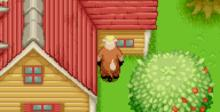 Nickelodeon Barnyard GBA Screenshot