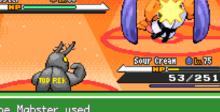 Pokemon Clover GBA Screenshot