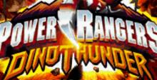 Power Rangers: Dino Thunder GBA Screenshot