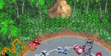 Racing Gears Advance GBA Screenshot