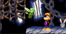 Rayman Raving Rabbids GBA Screenshot