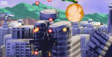 Robotech: The Macross Saga GBA Screenshot