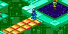 Rockman EXE 4.5: Real Operation GBA Screenshot
