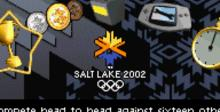 Salt Lake 2002 GBA Screenshot