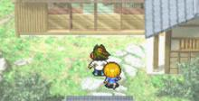 Shaman King: Legacy of the Spirits, Soaring Hawk GBA Screenshot