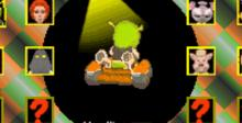 Shrek: Swamp Kart Speedway GBA Screenshot