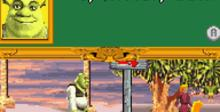 Shrek the Third GBA Screenshot