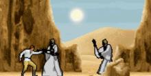 Star Wars Trilogy: Apprentice of the Force GBA Screenshot