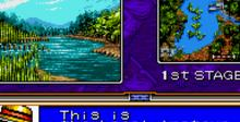 Super Black Bass Advance GBA Screenshot