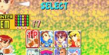 Super Puzzle Fighter II GBA Screenshot
