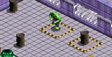 The Incredible Hulk GBA Screenshot