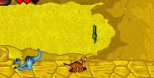 The Land Before Time GBA Screenshot