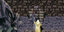 Lord of The Rings: Return of The King GBA Screenshot