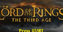 The Lord of the Rings: The Third Age GBA Screenshot