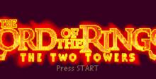 The Lord of the Rings: The Two Towers GBA Screenshot