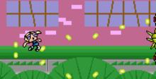 The Powerpuff Girls: Mojo Jojo A-Go-Go GBA Screenshot