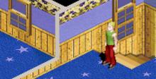 The Sims 2 GBA Screenshot