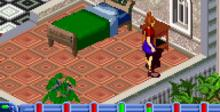 The Sims Bustin' Out GBA Screenshot