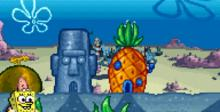 The SpongeBob SquarePants Movie GBA Screenshot