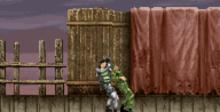 Tom Clancy's Splinter Cell: Pandora Tomorrow GBA Screenshot