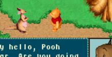 Winnie the Pooh's Rumbly Tumbly Adventure GBA Screenshot