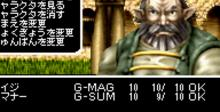 Wizardry Summoner GBA Screenshot