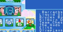 Worms World Party GBA Screenshot