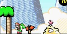 Super Mario Advance 3 GBA Screenshot