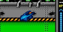 Armada: FX Racers GBC Screenshot