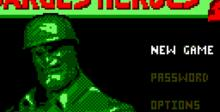 Army Men: Sarge's Heroes 2 GBC Screenshot