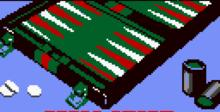 Backgammon GBC Screenshot