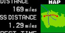 Cross Country Racing GBC Screenshot