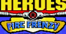 Fisher Price Rescue Heroes Fire Frenzy GBC Screenshot