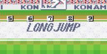 Inti Track And Field GBC Screenshot