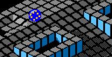 Marble Madness GBC Screenshot
