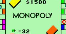 Monopoly GBC Screenshot