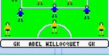 Player Manager 2001 GBC Screenshot