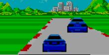 Pocket Racing GBC Screenshot