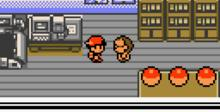 Pokemon Silver Version GBC Screenshot