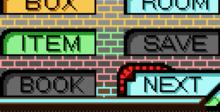 Qix Adventure GBC Screenshot