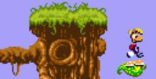 Rayman 2: The Great Escape GBC Screenshot