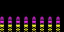 Space Invaders GBC Screenshot