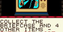 Spy vs. Spy GBC Screenshot
