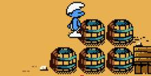 The Adventures of the Smurfs GBC Screenshot