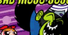 The Powerpuff Girls: Bad Mojo Jojo GBC Screenshot