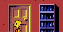 The Simpsons: Night of the Living Treehouse of Horror GBC Screenshot