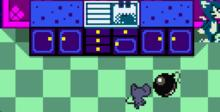Tom and Jerry: Mouse Hunt GBC Screenshot