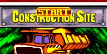 Tonka Construction Site GBC Screenshot