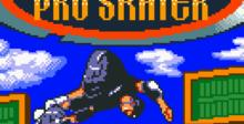 Tony Hawk's Skateboarding GBC Screenshot