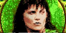 Xena: Warrior Princess GBC Screenshot